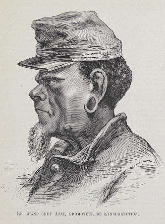 Portrait d'Ataï, Le voleur