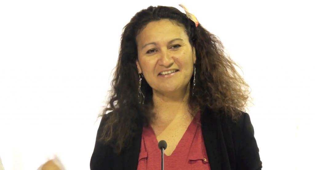 Lénaïk Bertho, une journaliste-animatrice qui promeut l'outre-mer -femme au dela des mers