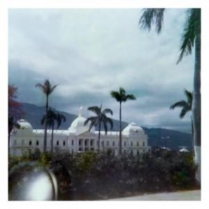 Haiti palais Duvalier 1972